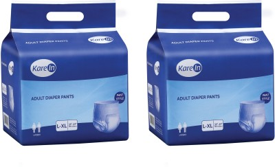 Karein Pant Style Adult Diapers - L(20 Pieces)