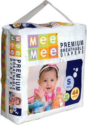 Mee Mee Premium Breathable Diapers - Small (1 Pieces)
