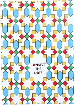 Thinkpot A5 Note Pad(Recycled Handmade, Multicolor)