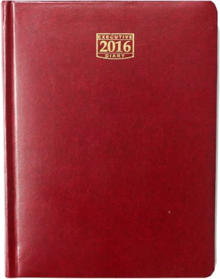 Asian Agencies B5 Diary(Asian Nescafe Diary with Golden Side, Red)  available at flipkart for Rs.480