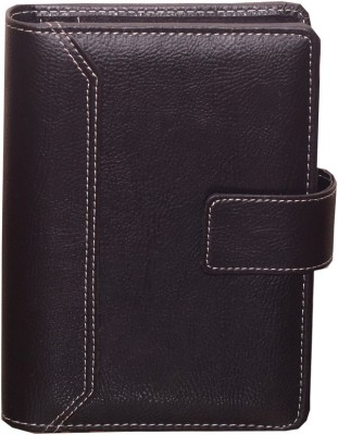 Indigo Creatives A5 Diary(Business Planner Organiser - Professional, Black)  available at flipkart for Rs.897
