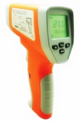 BalRama Infrared Thermo Meter -50 to 580C Metro-Q MTQ580 Digital Laser Tester Pyrometer Thermometer(Orange)
