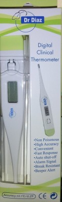 Dr Diaz Rigid Tip MT 101 Thermometer(White)