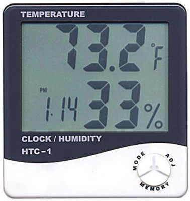 HTC 01 Digital Thermometer Thermometer(Black)