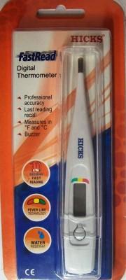 Hicks Fast Read Digitals Thermometer (MT-401R) Digismart Thermometer(White)