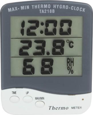 Pixel TA218-B Digital Hygrometer Thermometer(White, Grey)