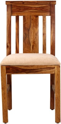 peachtree Solid Wood Dining Chair(Set of 01, Finish Color - Honey)