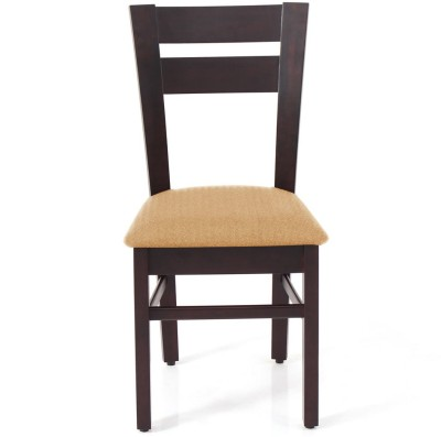 JFA FILBERTA Solid Wood Dining Chair(Set of 2, Finish Color - Rosewood)
