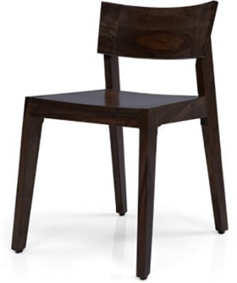 Urban Ladder Gordon Solid Wood Dining Chair(Set of 1, Finish Color - Mahogany)