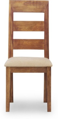 InLiving Imodium Solid Wood Dining Chair(Set of 1, Finish Color - warm rich)