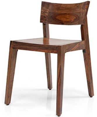 Urban Ladder Gordon Solid Wood Dining Chair(Set of 1, Finish Color - Teak)