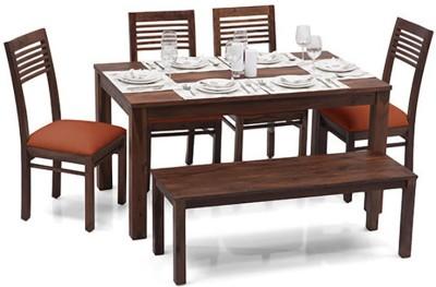 Woodness Karen Metal Dining Chair(Set of 2, Finish Color - Black)