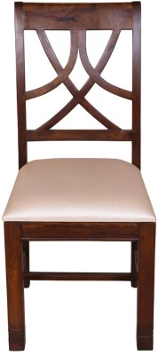 Housefull Solid Wood Dining Chair(Set of 1, Finish Color - Honey)