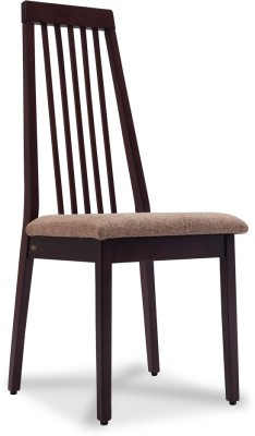 Durian DIAMOND Solid Wood Dining Chair(Set of 1, Finish Color - Buff Beige)