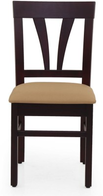 JFA FELTON Solid Wood Dining Chair(Set of 2, Finish Color - Rosewood)
