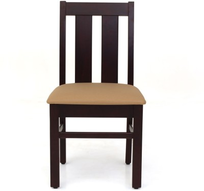 JFA FRANKLIN Solid Wood Dining Chair(Set of 2, Finish Color - Rosewood)