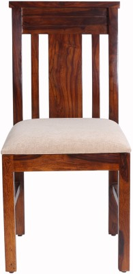 peachtree Solid Wood Dining Chair(Set of 1, Finish Color - Walnut)