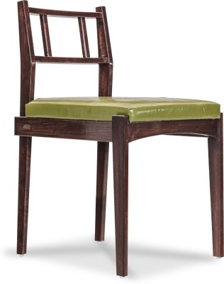 Durian DALTON Leatherette Dining Chair(Set of 1, Finish Color - Green)
