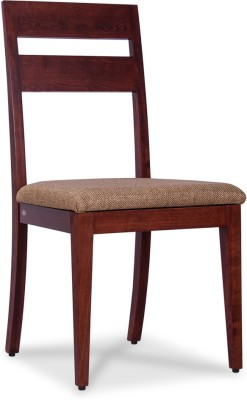 Peachtree SHIRON DINING CHAIR HONEY Solid Wood Dining Chair(Set of 1, Finish Color - Honey)