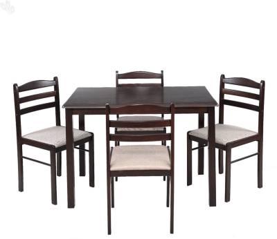 Royal Oak Hunter Solid Wood Dining Set Just ₹7,999