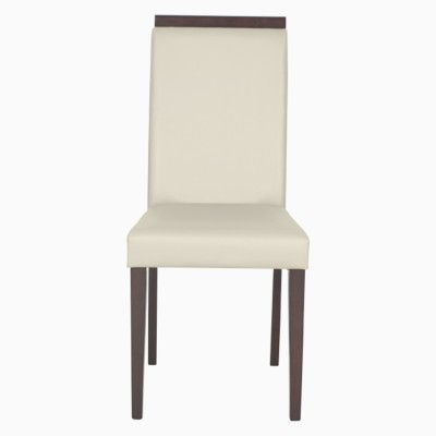 Godrej Interio ROSE DINING CHAIR Solid Wood Dining Chair(Set of 2, Finish Color - Dark Coffee)