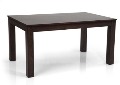 Urban Ladder Arabia Solid Wood 6 Seater Dining Table(Finish Color - Mahogany)