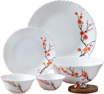Laopala Dinner Set(Opalware) at flipkart
