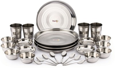 Pigeon Dinner Set(Stainless Steel) at flipkart