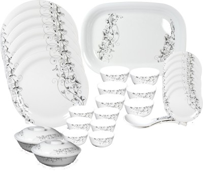 Milton Dinner Set(Melamine) at flipkart