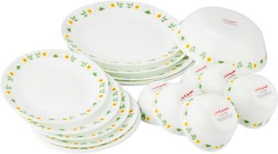 Laopala Diva Pack of 19 Dinner Set(Glass) at flipkart