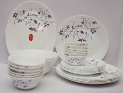 La Opala Dinner Set(Ceramic) at flipkart