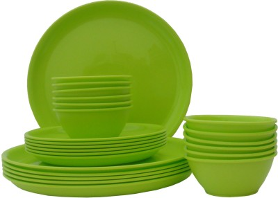Incrizma Pack of 24 Dinner Set(Polypropylene) at flipkart