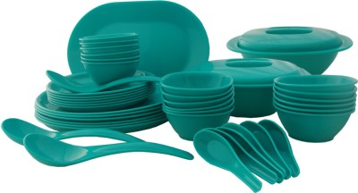 Incrizma Pack of 44 Dinner Set(PP (Polypropylene)) at flipkart