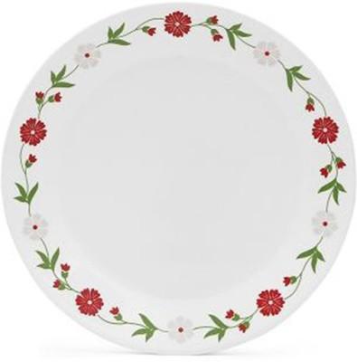 CORELLE Livingware Spring Pink Pack of 6 Dinner Set(Glass) at flipkart