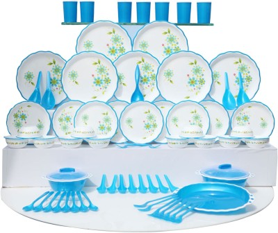 Joyo Dinner Set(Plastic) at flipkart