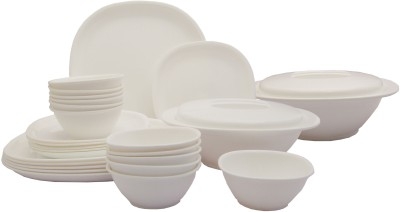 Incrizma Pack of 28 Dinner Set(PP (Polypropylene)) at flipkart