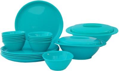 Incrizma Pack of 22 Dinner Set(Polypropylene) at flipkart