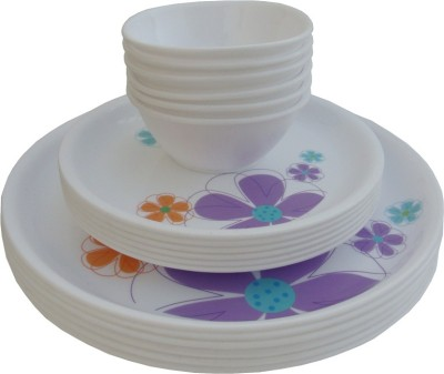Incrizma Pack of 18 Dinner Set(PP (Polypropylene)) at flipkart