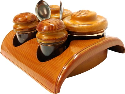 LA Corsa Relish Pack of 7 Dinner Set(Plastic) at flipkart
