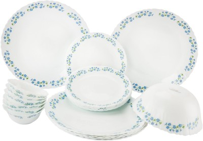Laopala Diva Pack of 19 Dinner Set Glass