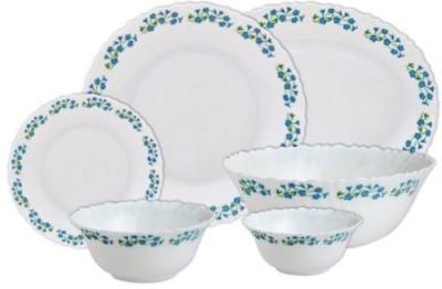 La Opala Dinner Set(Ceramic) at flipkart