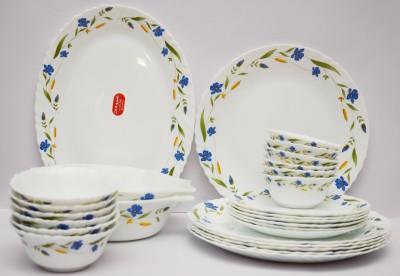 Laopala Twilight Bouquet Pack of 27 Dinner Set(Ceramic) at flipkart