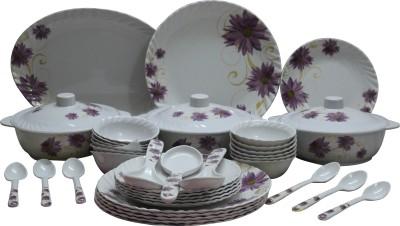 Tajware Everyday Pack of 40 Dinner Set(Melamine) at flipkart