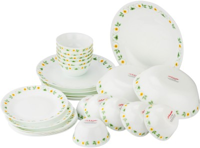 Laopala Diva Pack of 27 Dinner Set(Glass) at flipkart