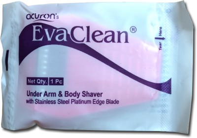 Acuron Evaclean Disposable razor(Pack of 1)  available at flipkart for Rs.35