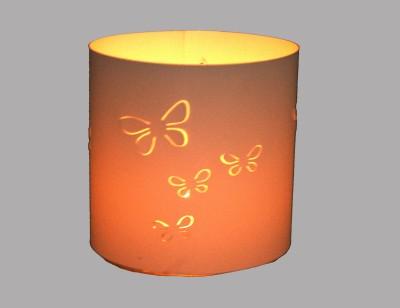 Indigo Creatives Butterfly Tea light Gift Plastic Table Diya Set Plastic Table Diya Set Plastic Table Diya Set(Pack of 2)  available at flipkart for Rs.197