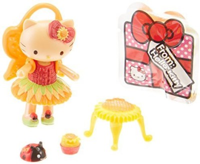 Hello Kitty Sunkissed Mini Sunflower(Multicolor)