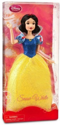 Disney Princess Snow White 12''(Multicolor) at flipkart