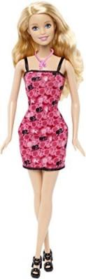 Barbie Pinktastic Pink Dress(Multicolor)