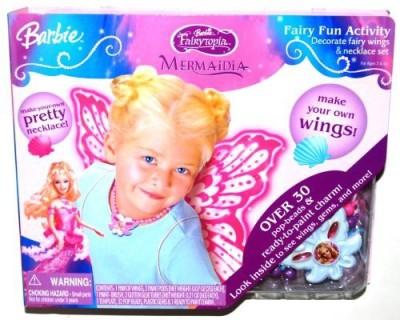 Barbie Fairytopia Mermaidia Fairy Fun Activity(Multicolor)  available at flipkart for Rs.2022